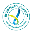 acnc.gov.au Registered Charity logo and link to Library Aid International entry on their site